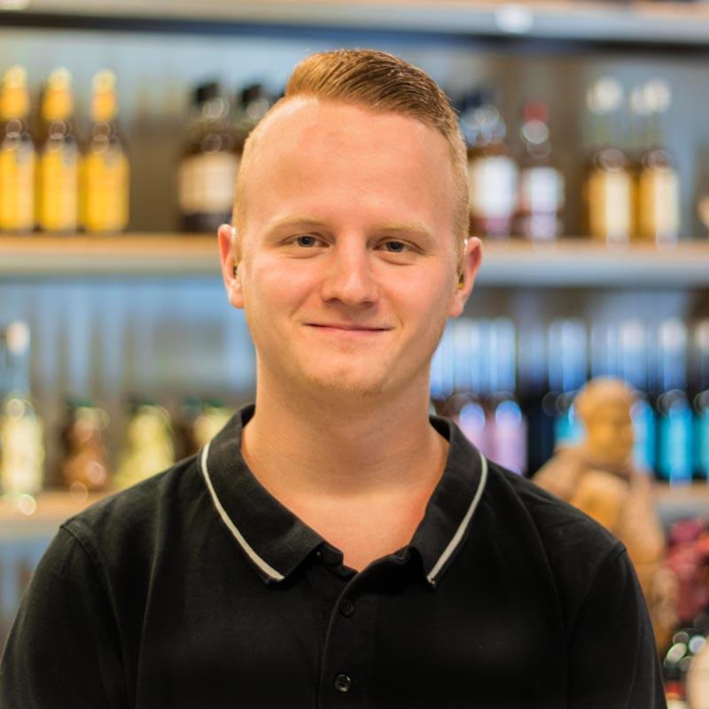 Philipp Siegel, Weinhandel
