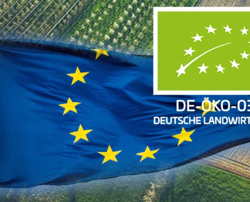 Bio-Siegel der Europäischen Union für unser Weinhaus!
